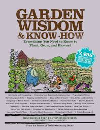 garden wisdom and know how u2013 hachette book group