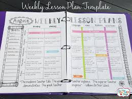 best 25 lesson plan templates ideas on pinterest kindergarten