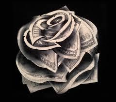 15 money rose tattoos design collection