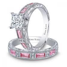 pink wedding rings pink gold engagement rings uk images captivating pink wedding