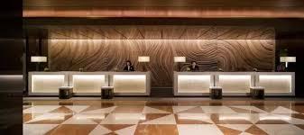 Registration Desk Design Lighting Design Analysis On Three Areas Of Hotels Kamsled