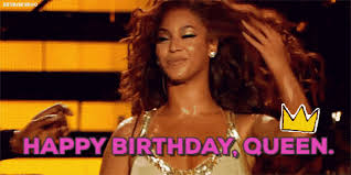 Beyonce Birthday Meme - birthday beyonce gif by felolune find download on gifer