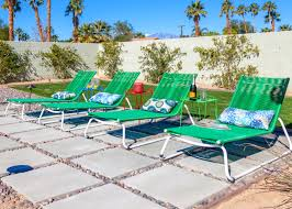Palm Springs Outdoor Furniture by Palm Springs Vibe Acme House Company