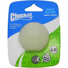glow in the balls chuckit max glow balls