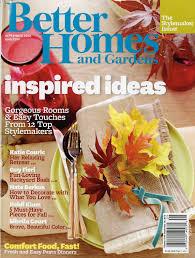 Home Decor Magazines Australia by Crafty Inspiration Better Homes And Gardens Magazine Creative