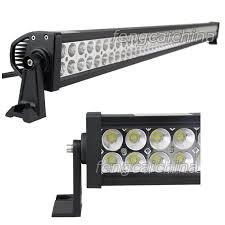 led security light bar 300w led light bar spot flood combo beam fog l 6000k waterproof