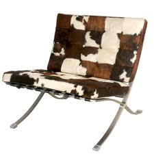 Faux Cowhide Chair Cowhide Chair Cowhide Chair Stool With Cowhide Chair Elegant