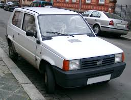 fiat panda history of model photo gallery and list of modifications
