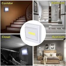 Lights Under Kitchen Cabinets Wireless by Supli Mini Led Night Light Closet Lamp Battery Operated Wireless