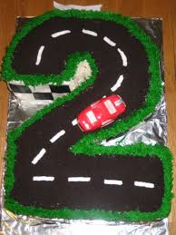 blooming ideas birthday cake for 2 year old boy and fanciful cars