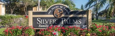 silver palms apartments in largo fl