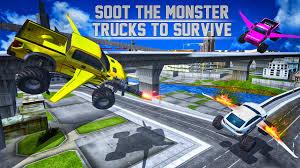 3d police monster truck trucks flying monster truck legend 3d android apps on google play