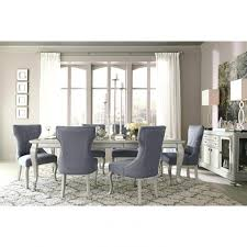 Silver Dining Table And Chairs 73 Mesmerizing Silver Metal Dining Table And Chair Set Dining