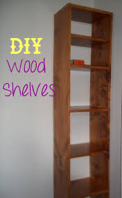 Wood Closet Shelving by Diy Diy Wood Closet Shelves Room Ideas Renovation Fantastical In