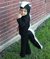 Infant Skunk Halloween Costume Images Skunk Toddler Halloween Costume 50 Halloween