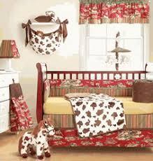 Western Boy Crib Bedding Glenna Jean Cassidy Banjo Western Style Crib Set Get