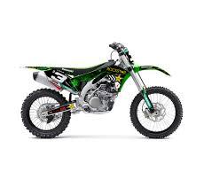 rockstar energy motocross helmet rockstar energy kawasaki effetti racing mx graphics