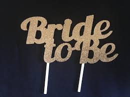 16 cake topper bridal shower cake topper glitter cake topper or centerpiece