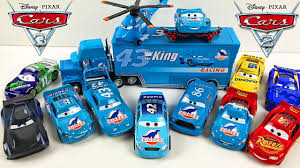new cars dinoco cal weathers lightning mcqueen cars 3 car toys