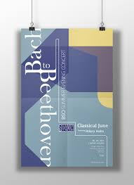 bso summer concert posters u0026 postcards on behance