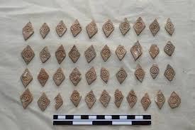 revealed 4 000 year bone jewels the hindu