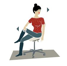 postura corretta scrivania esercizi postura alla scrivania