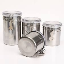 kitchen flour canisters aliexpress com buy metal storage food bottles sugar tea coffee