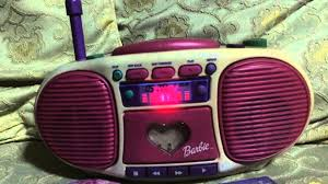 barbie jeep 2000 barbie radio old youtube