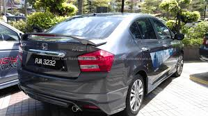 new facelift honda city test drive stories at esplanade penang