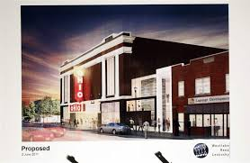 Westlake Reed Leskosky Rehabilitation To Begin At Ohio Theatre In February The Blade