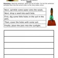 sequence of events worksheets for kindergarten bedtime