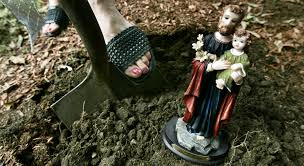 Where Is Diana Buried by Praying For A Home Sale With A Little Help From St Joseph