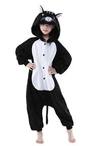 amazon com unisex children halloween pajamas costume kids cosplay