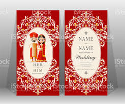 indian wedding invites indian wedding invitation card templates with gold patterned and