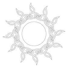 celtic sun stencil png 1654 1654 henna ideas