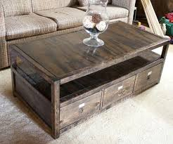 Living Room End Tables With Storage Amazing Living Room Table With Storage For Coffee End Tables Black