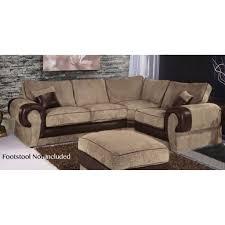 Cheap Corner Sofa Bed Cheap Sofa Uk Eclypse Fabric Corner Sofa Suite Black U0026 Grey Or