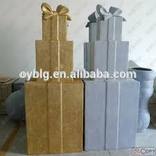 where can i buy christmas boxes large outdoor christmas gift boxes fiberglass gift box for