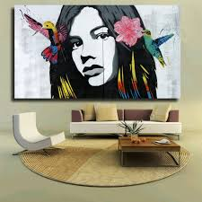 Graffiti Art Home Decor Online Buy Wholesale Bird Graffiti From China Bird Graffiti