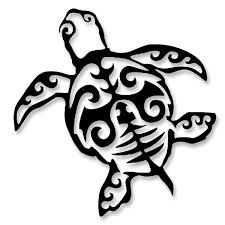 tribal sea turtle tattoo clipart black and white snowjet co
