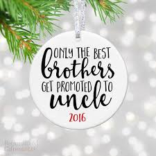 pregnancy announcement ornament personalized gift