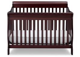 Espresso Nursery Furniture Sets by Canton 4 In 1 Crib Delta Children U0027s Products