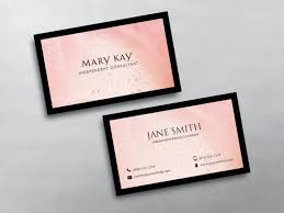Business Card Template Online 11 Best Mary Kay Business Cards Images On Pinterest Mary Kay