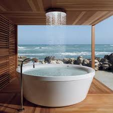 Stone Baths Our Favorite Pins Of The Week Amazing Bathtubs Bathtubs Stone