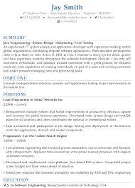Software Resume Online Resume Free Resume For Your Job Application