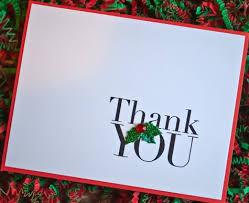 christmas thank you cards i make i talk easy christmas thank you cards