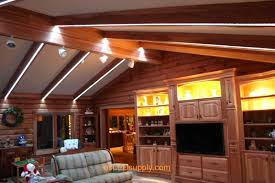 Led Ceiling Strip Lights project ideas photos and instructions