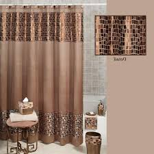 Colorful Fabric Shower Curtains Purple Fabric Shower Curtains Ceramics Flooring Beside Glass