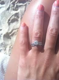 show me your scallop eternity wedding rings weddingbee
