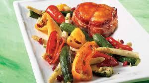 legumes cuisine légumes braisés aux canneberges recettes iga asperges miel